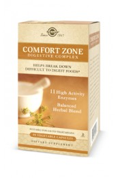 Comfort Zone Digestive Complex Vegetable Capsules (90)