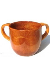 Ronit Wash Cup-Iridescent Orange