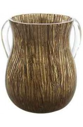 Wash Cup with golden Shades