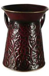 Tin Wash Cup - Ornaments Design