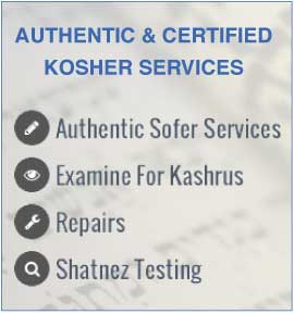 Kosher Services near Columbus, Ohio